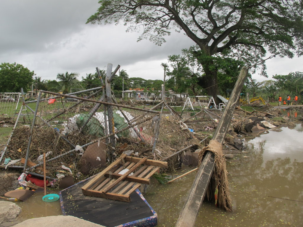 Disaster Recovery for 11,000 people in Fiji