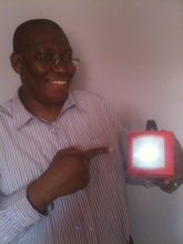 Lighting up the world with solar power