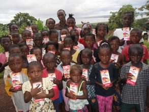 Providing children with vitamin supplements