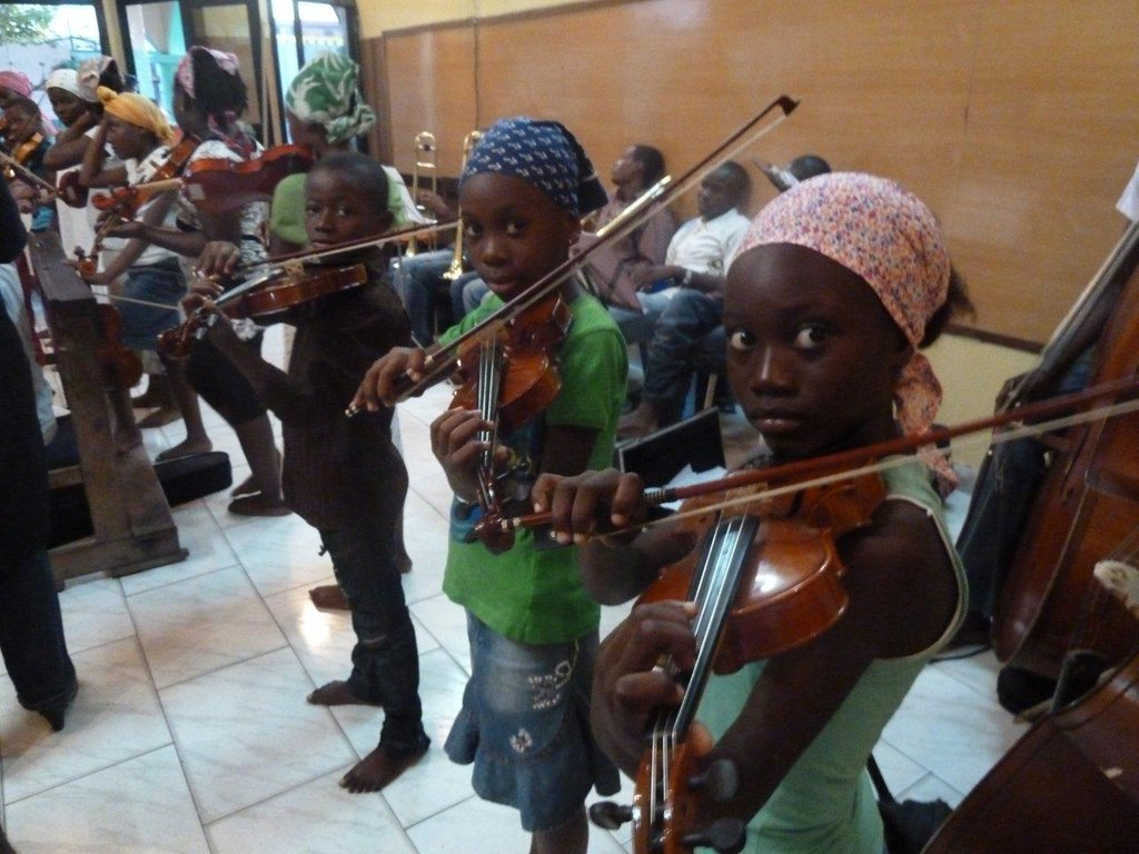 Kinshasa music school