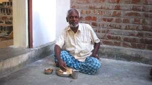 An inmate of Elder Home