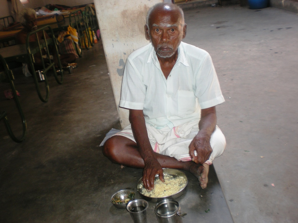 Mr.Muthu, who expired recently (spotlight story)