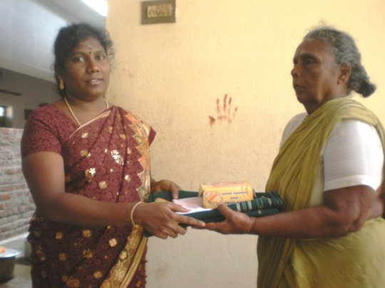 Aged Home for Neglected elder persons