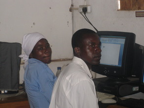 Teachers Attending the ICT Workshop