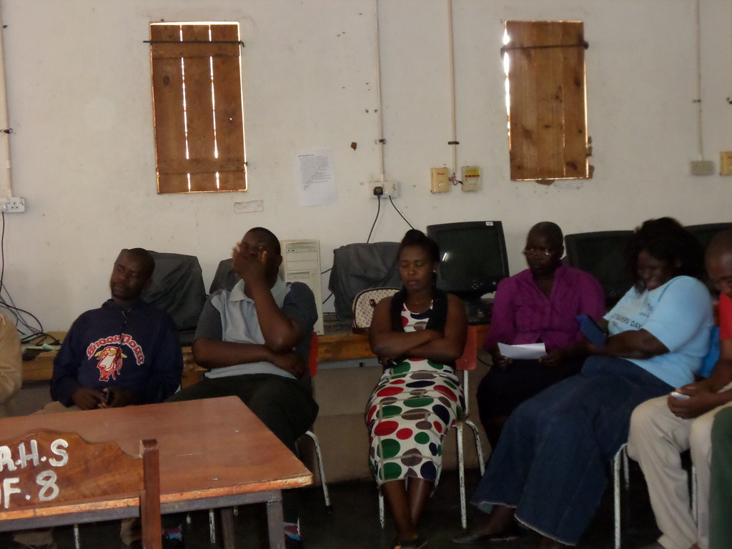 Teachers Who Are Beneficiaries Of The Project