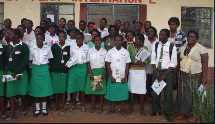 Bringing Technology to Rural schools in Zimbabwe
