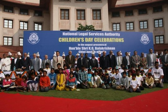 Children's Day Celebrtion