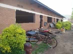Muko Classrooms needing work