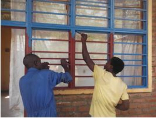 Helping Rwandan Children out of Poverty