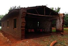 Kibangira old classroom
