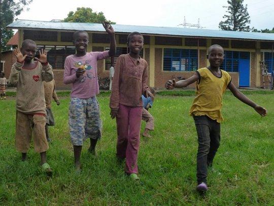 Children of Bugarama
