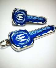 Give $25 or more & receive a Blue Key pin/pendant!