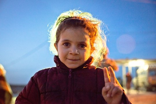 Help Syrian Refugees Receive Emergency Aid
