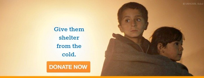 Give them shelter from the cold.