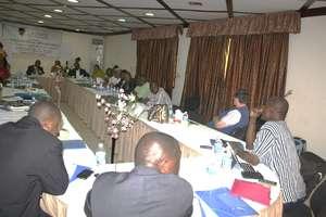 Educational Roundtable participants on Dec 19 2013