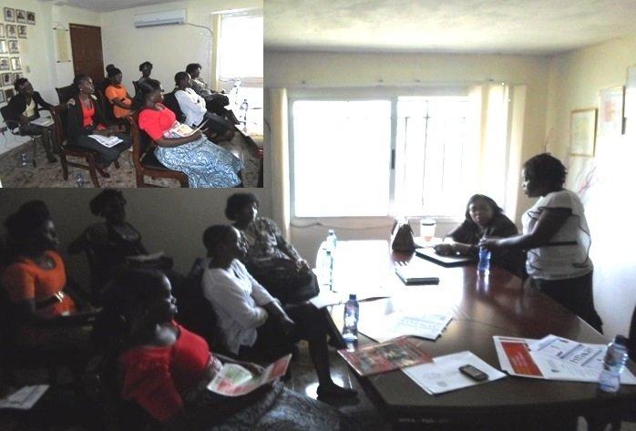 Training GPFA Scholars on EBOLA Prevention