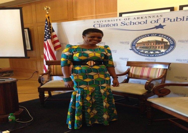 GPFA Scholar Georgia at University of Arkansas