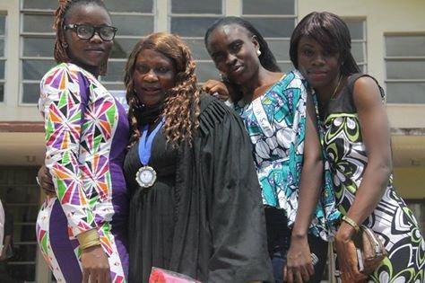 Graduate Wanita & our prospective 2015 Graduates