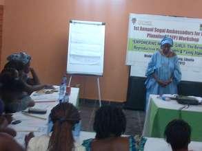 Segal Family Ambassadors Training Workshop