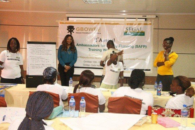 Segal Family Planning Ambassadors Training