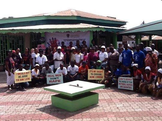 """BWT Int'l Women's Day -""""554 Cases!Enough!Stop IT!"""""""