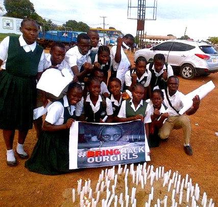 #BringBackOurGirls International Campaign