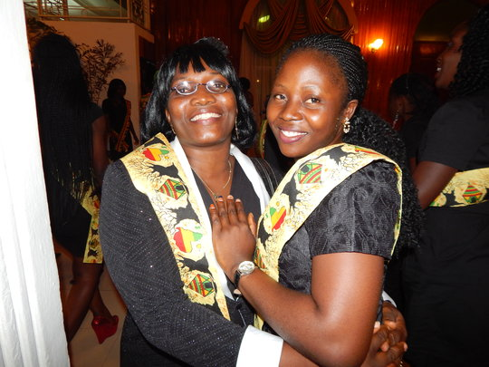 Second Annual Gbowee Peace Foundation Africa Gala