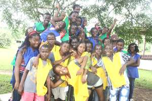 Peace Through Fair Play Youth Camp
