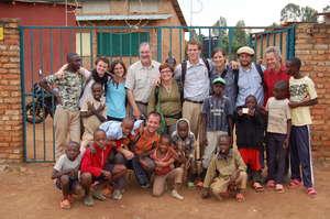 Catch-Up School for Rwandan Orphans Project