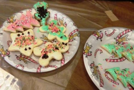 Artistic Cookie Decoration