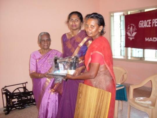 Mrs. C.Saraswathi