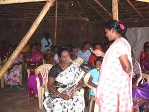 HIV/AIDS Positive women