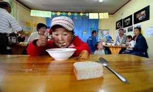 Hunger: Feeding the homeless in Ulaanbaatar