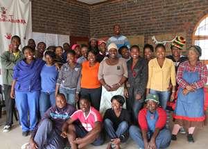 The people of Bergnek, Limpopo