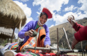 Capacity-building for rural women artisans in Peru