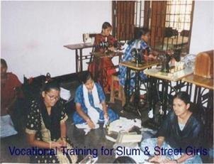 Train Platform Schools for Children in India