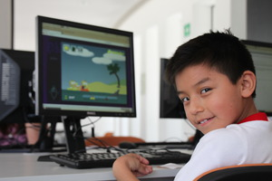 Digital Library in Coacalco