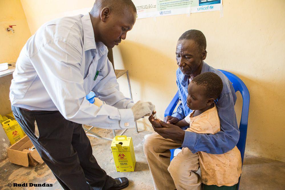 Hospital water needs met in Pallisa, Uganda
