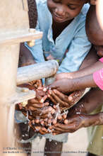 It's a child's role to fetch water