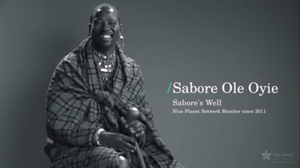 Sabore Ole Oyie of Sabore's Well
