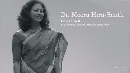 Meera Hira-Smith of Project Well