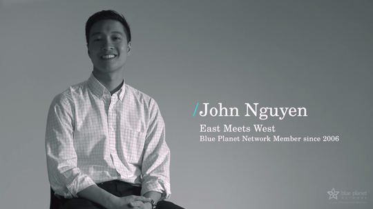 John Nguyen of East Meets West