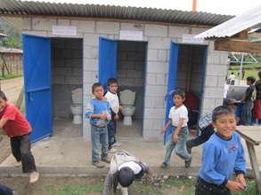 Bathrooms in Quechip