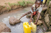 Safe Drinking Water & Sanitation for Those in Need