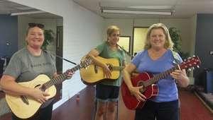 Wendy, Belen and Joanie in San Diego