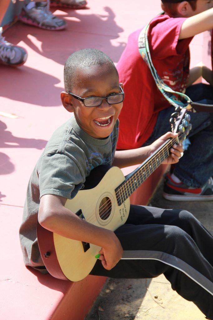 Give Preschool Children a Musical Head Start!