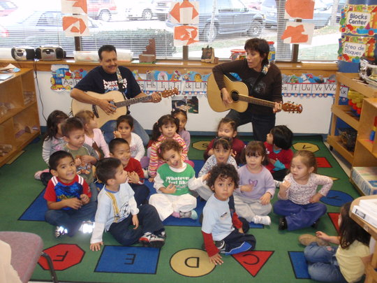Preschool Music at El Valor