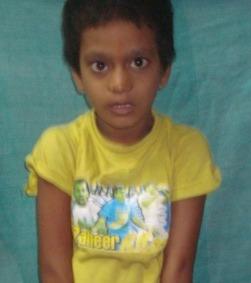 Sangita  8 Year Old Girl