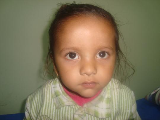 Sujan 5 year old Girl