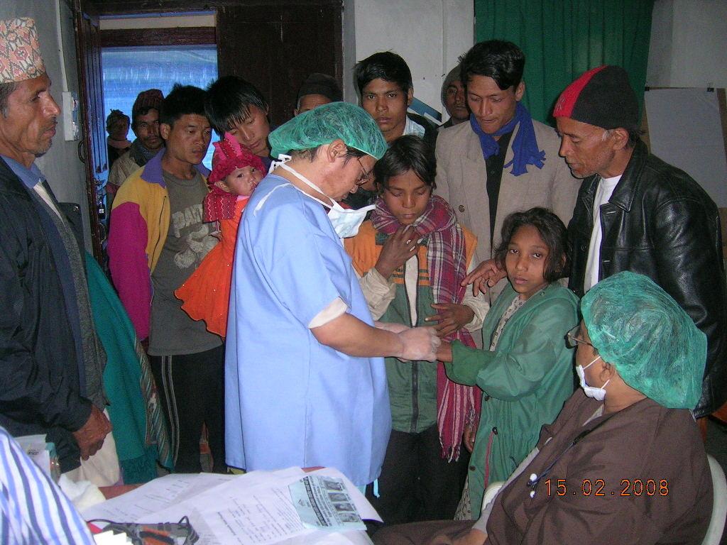 Triage of Patients